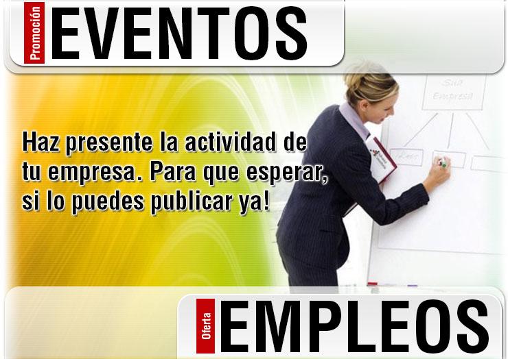 Promoción de eventos, ofertas de empleo y mucho más en NEC Holding.