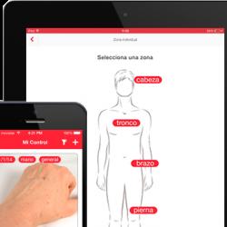 FotoSkin: una aplicación para revisar el estado de la piel