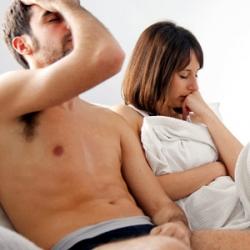 En muchos hombres, la impotencia se puede tratar sin fármacos