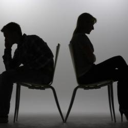 Los divorciados tienen más riesgo de sufrir un ataque al corazón
