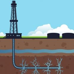Estudio vincula al fracking y su contaminación con el bajo peso de los bebés recién nacidos