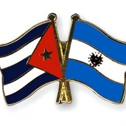 El Salvador y Cuba firman un acuerdo farmacéutico